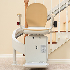 Curve Stair Lifts bay area chairlift