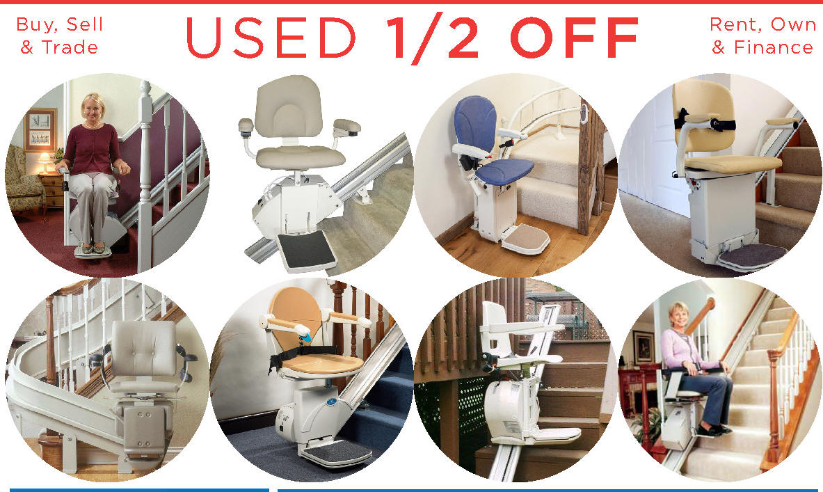 Elan Indoor Straight  Call San Francisco Stair Lifts
